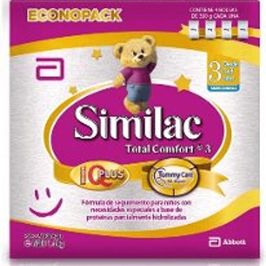 Similac Total Confort 3 Polvo 1400 gramos