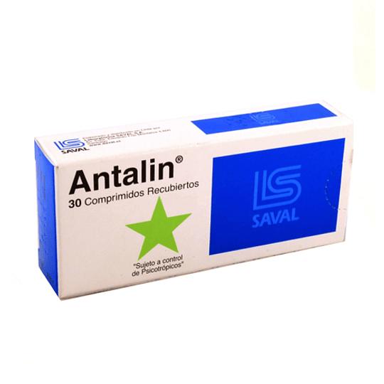 Antalin 30 comprimidos