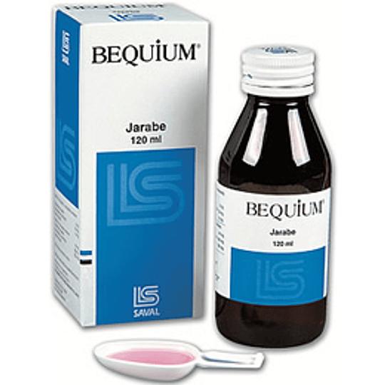 Bequium Jarabe 120 ml