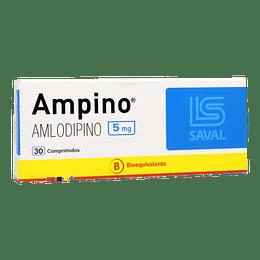 Ampino 5mg 30 comprimidos