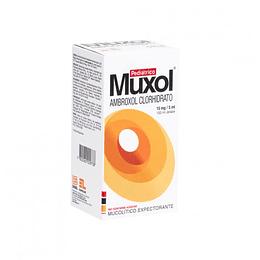 Muxol 15 mg / 5 ml Jarabe 100 ml, pediátrico