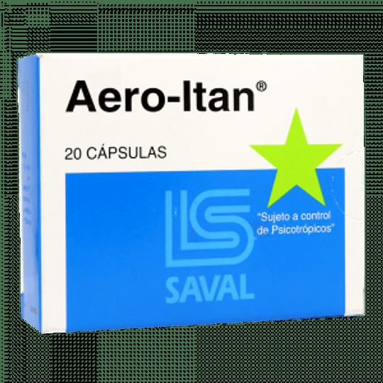 Aero-Itan 20 cápsulas