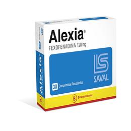 Alexia 120 mg, 30 comprimidos