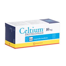 Celtium 10 mg 60 comprimidos