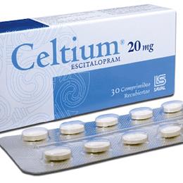 Celtium 20 mg 30 comprimidos