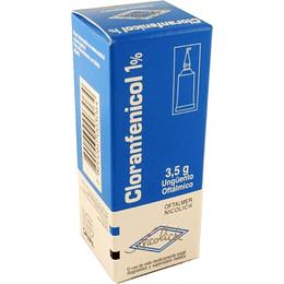 Cloranfenicol Ungüento oftálmico 3,5 gramos