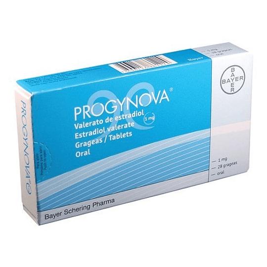 Progynova 1 mg 28 Grageas