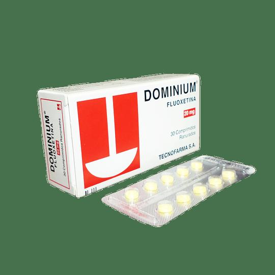 Dominium 20 mg 30 comprimidos