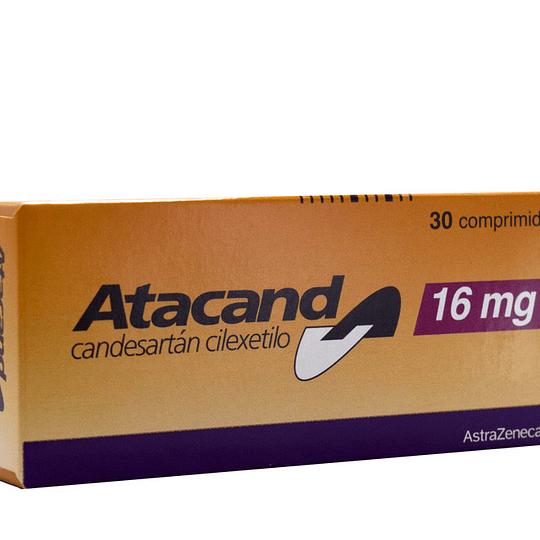 Atacand 16 mg 30 comprimidos