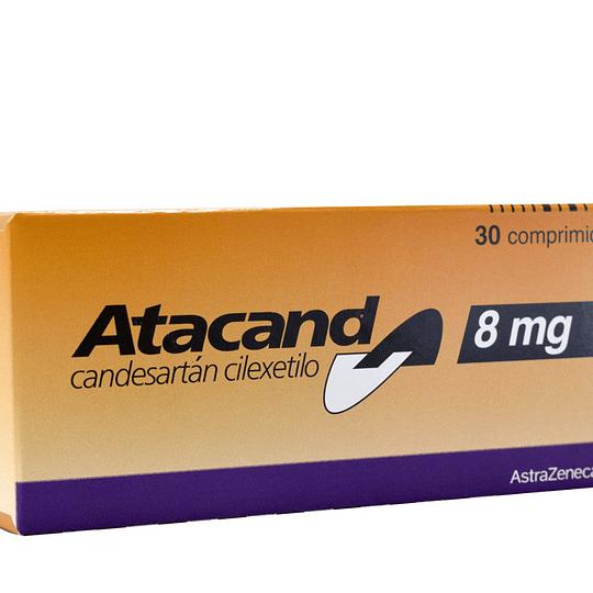 Atacand 8 mg 30 comprimidos