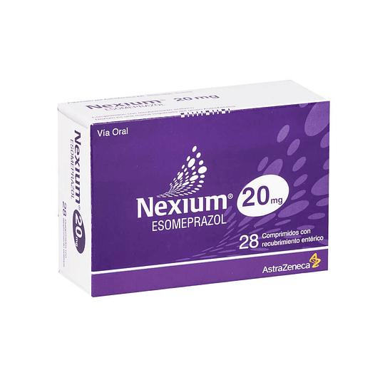 Nexium 20 mg 28 comprimidos