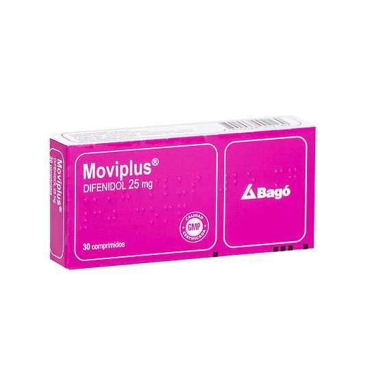 Moviplus 25 mg 30 comprimidos