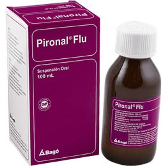 Pironal Flu Suspensión 100 ml
