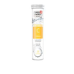 Vitamina C Tabletas Efervescente 1 G X 20 Swiss Energy