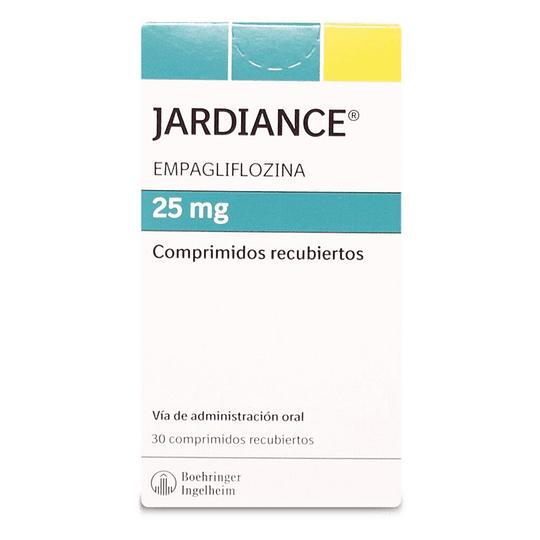 Jardiance 25 mg 30 comprimidos