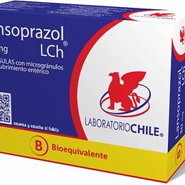 Lansoprazol 30 mg 30 cápsulas.
