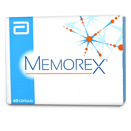 Memorex 60 cápsulas