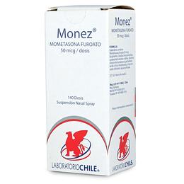 Monez 50 mcg Spray nasal 140 dosis