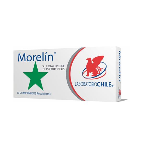 Morelin 30 comprimidos