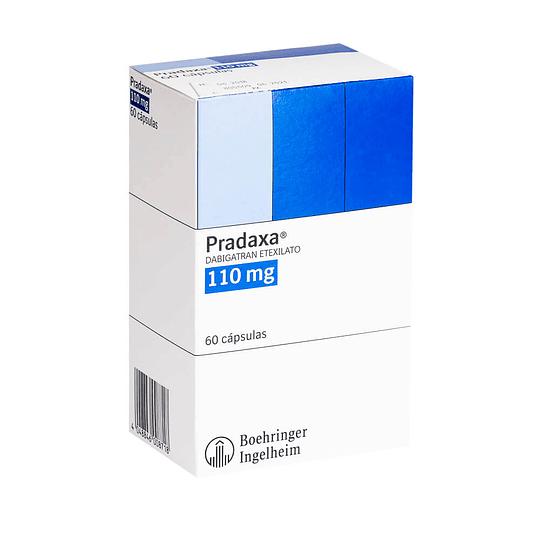 Pradaxa 110 mg por 60 comprimidos