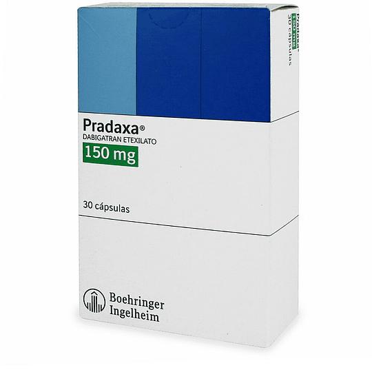 Pradaxa 150 mg por 30 comprimidos