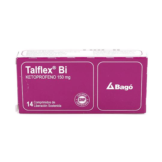 Talflex Bi 150 mg 14 comprimidos
