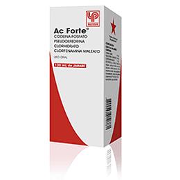 Ac Forte ADL Jarabe 120 ml