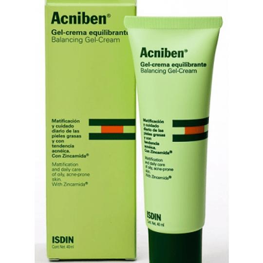 Acniben Equilibra Gel Crema 40 ml
