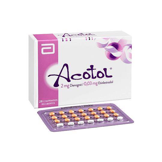 Acotol 28 comprimidos