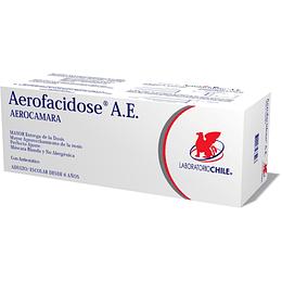 Aerofacidose A.E. Aerocámara adulto, escolar