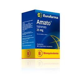 Amato 25 mg, 60 comprimidos