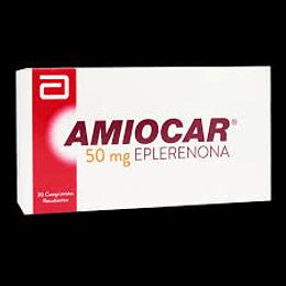 Amiocar 50 mg, 30 comprimidos