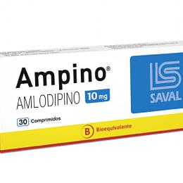 Ampino 10 mg, 30 comprimidos