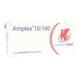Amplex 10 / 160 mg, 30 comprimidos
