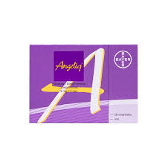 Angeliq 1 / 2 mg, 28 comprimidos