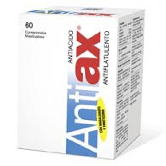 Antiax 60 comprimidos