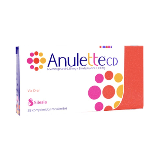 Anulette CD 28 comprimidos