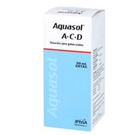 Aquasol ACD gotas 30 ml