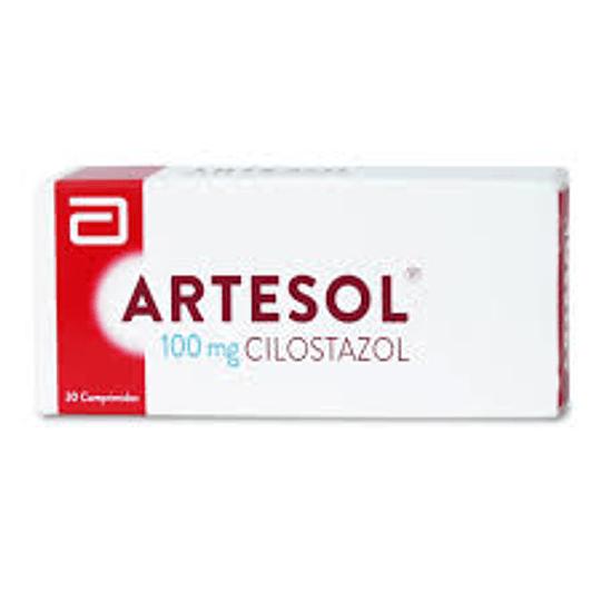 Artesol  100 mg 30 comprimidos