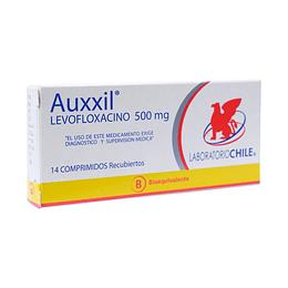 Auxxil 500 mg 14 comprimidos