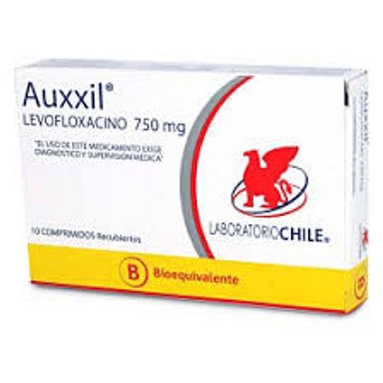 Auxxil 750 mg 10 comprimidos