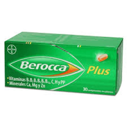 Berocca Plus 30 comprimidos