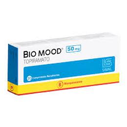 Bio mood 50 mg 30 comprimidos