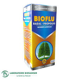 Bioflu, jarabe 120 ml