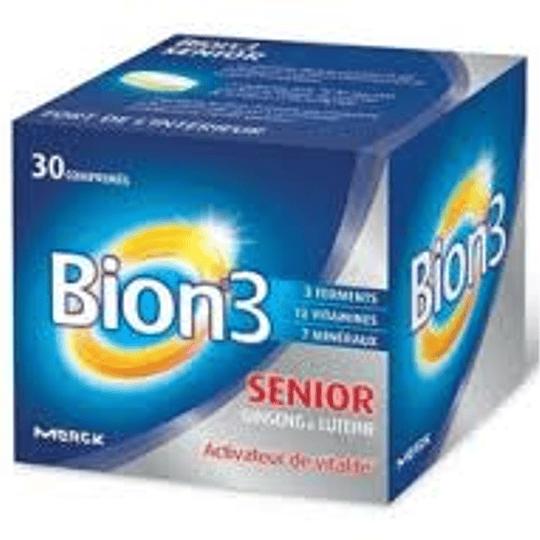 Bion3 Seniors 30 comprimidos