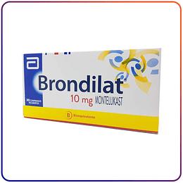 Brondilat 10 mg 30 comprimidos