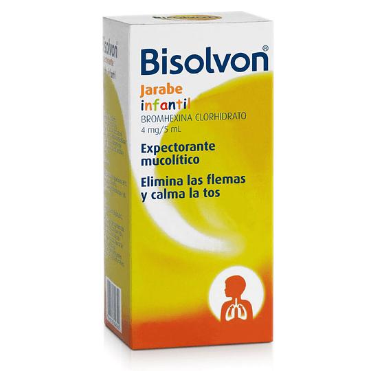 Bisolvon 4 mg Jarabe 120 ml