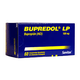 Bupredol LP 150 mg 30 comprimidos