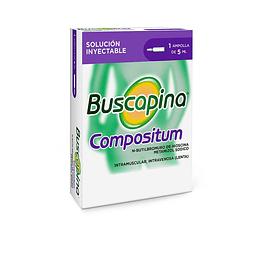 Buscapina Compositum  1 ampolla