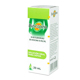 Buscapina 10 mg / ml gotas 20 ml